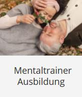 Mentaltrainer Ausbildung