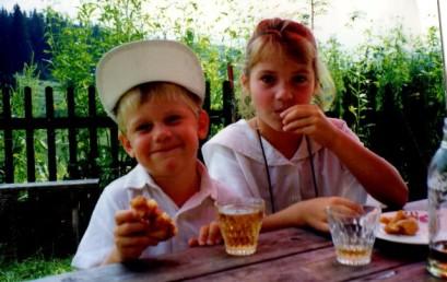 Neue Medizin – Kinderkrankheiten – Was tun?